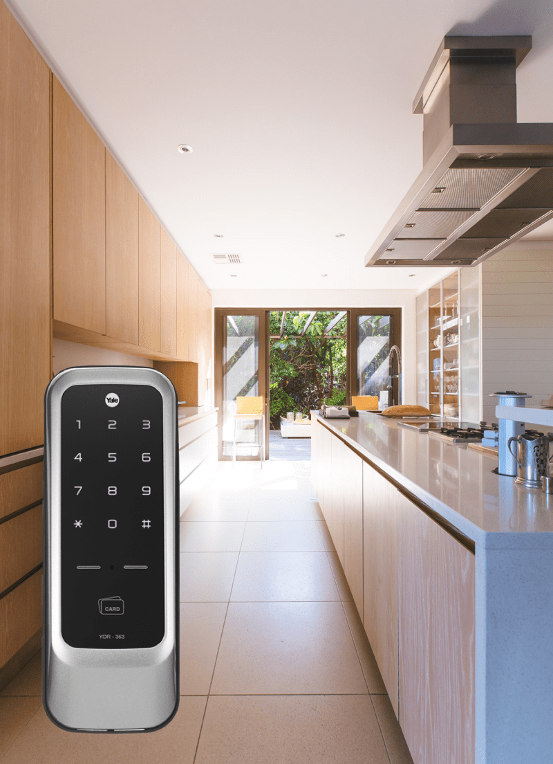 Toyama Controls - Smart Lock