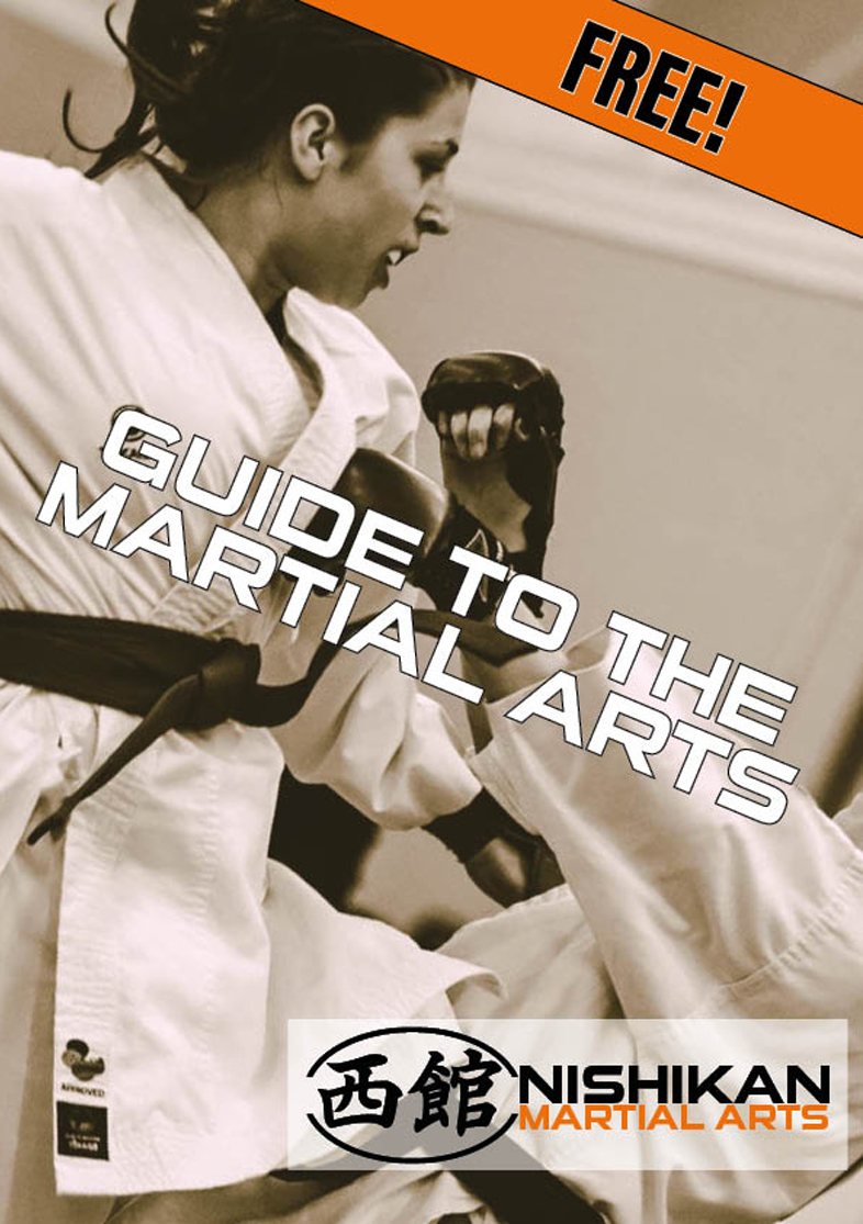 Free guide to the Martial Arts
