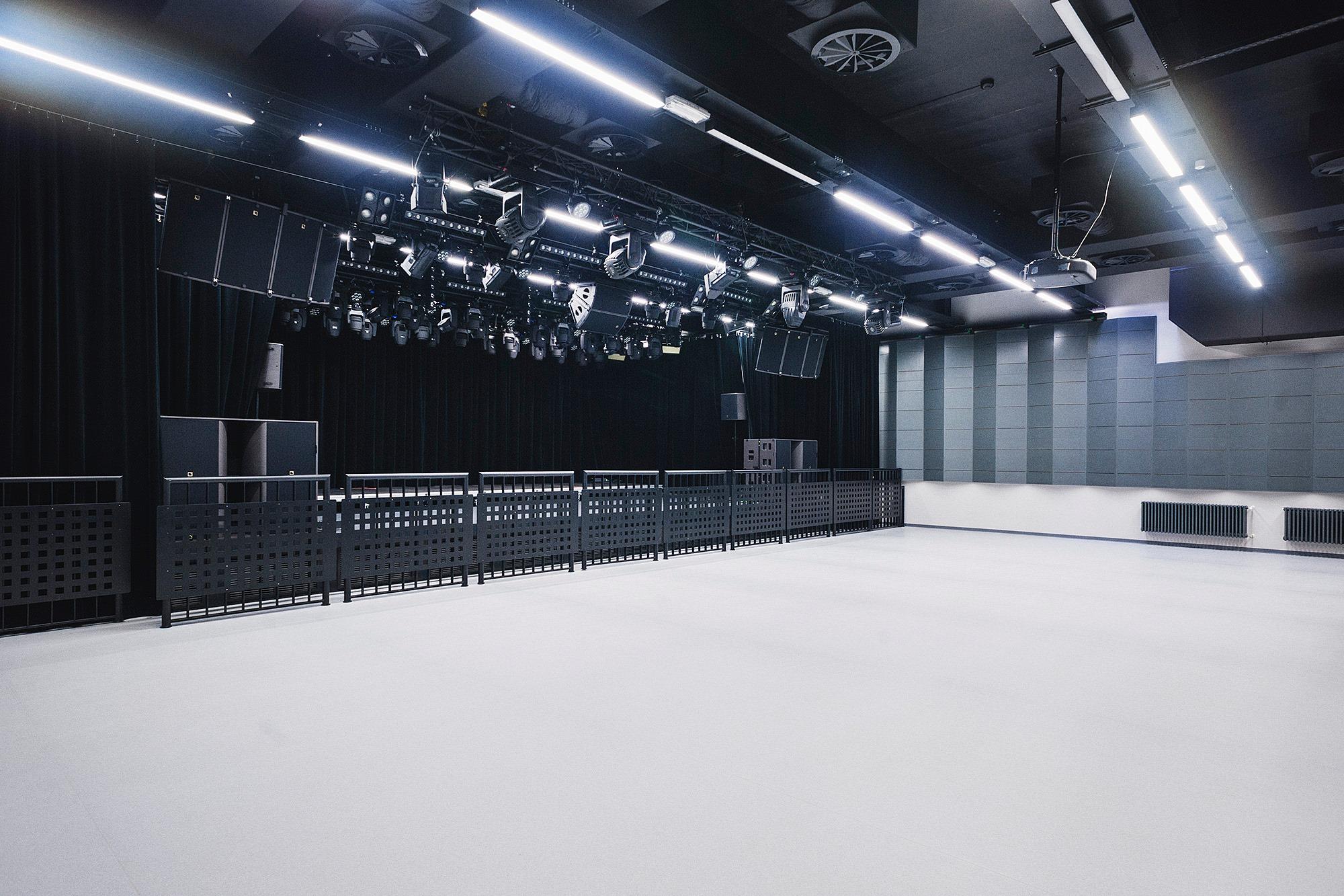 Sala koncertowa, adaptacja akustyczna