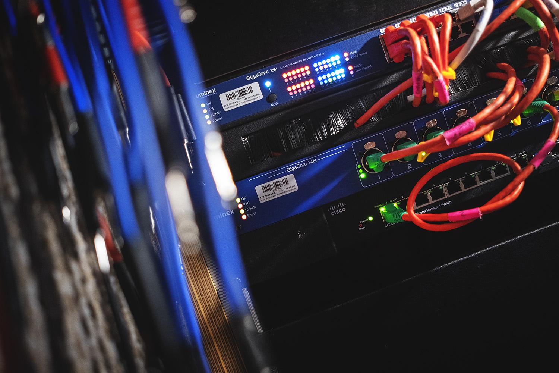 Sieci foniczne, Luminex, Cisco