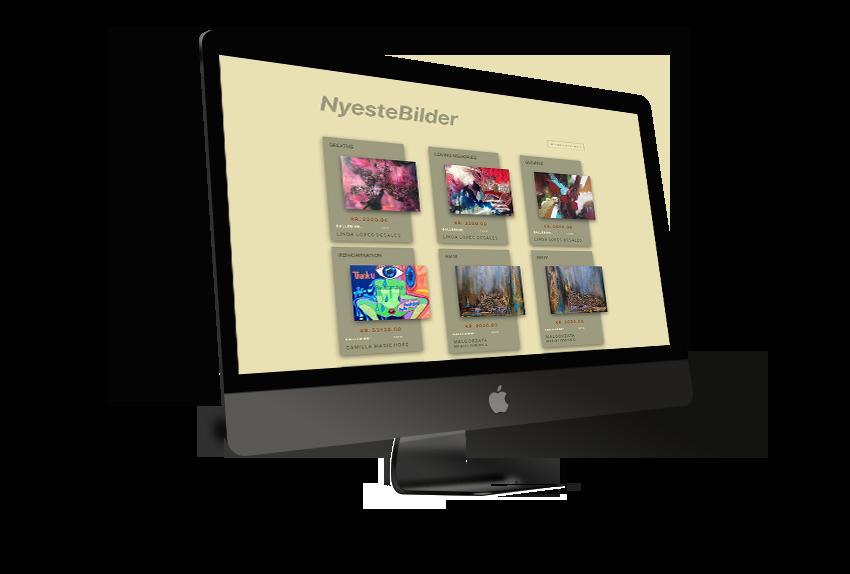 Bilde av hjemmesiden til Tungeland.com