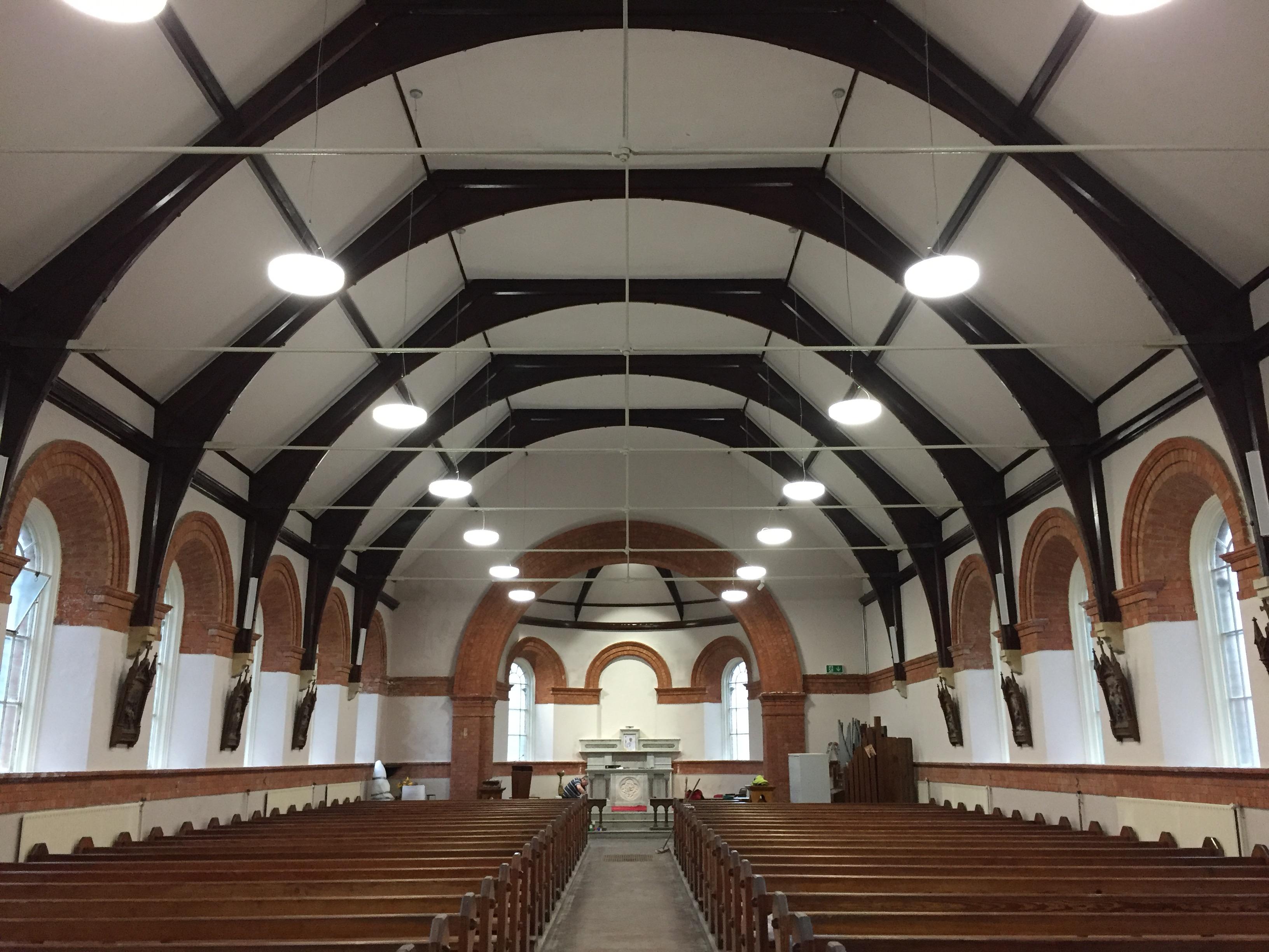 St Davnet's Catholic Church