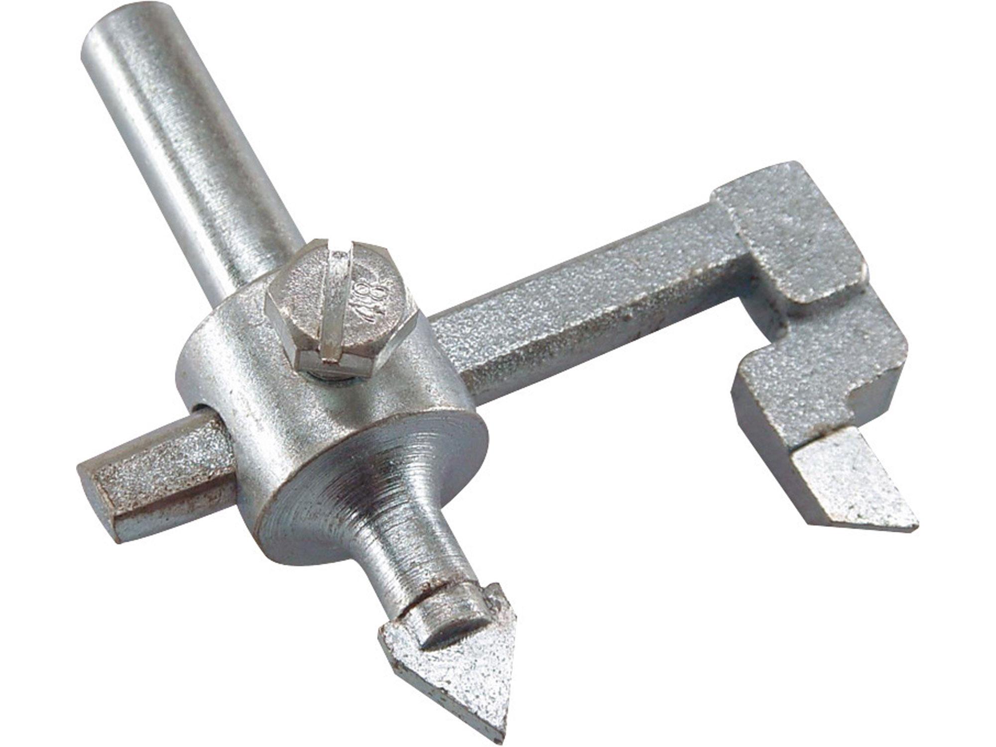 Circular Tile Cutter, 20 to 90mm Diameter Holes