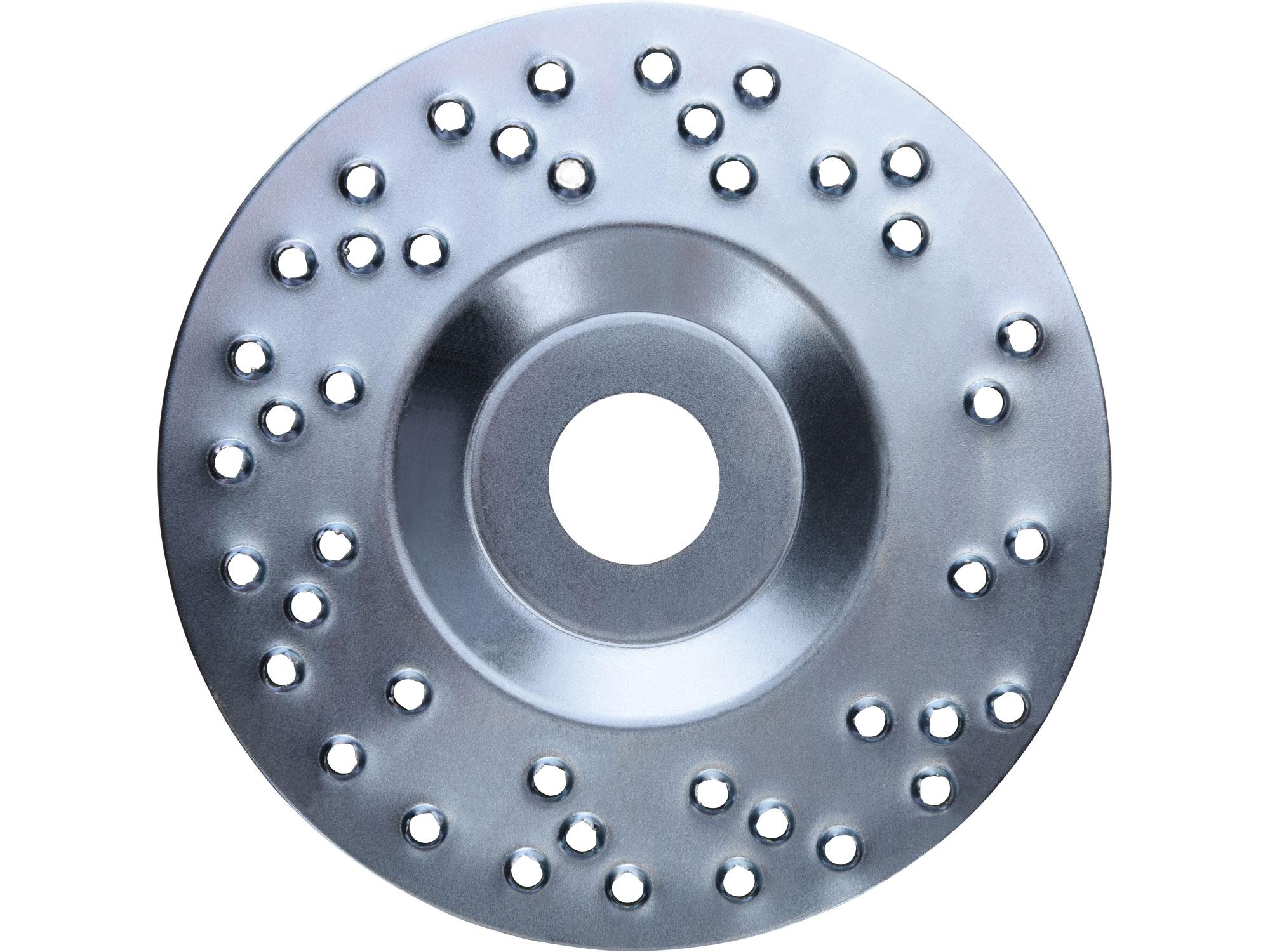 Wood Rasp Disc, 125mm Dia