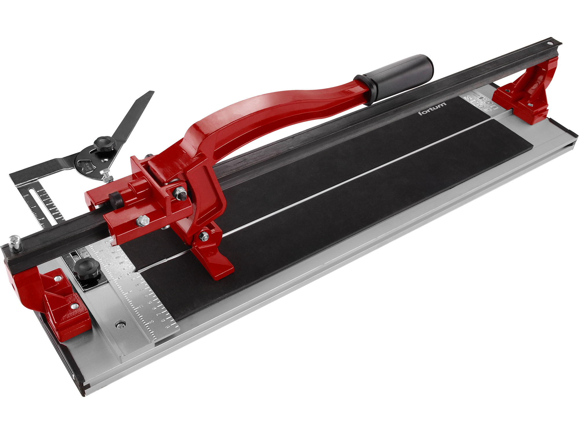 Tile Cutter 600mm with ball bearings, AL base, 600mm max cut