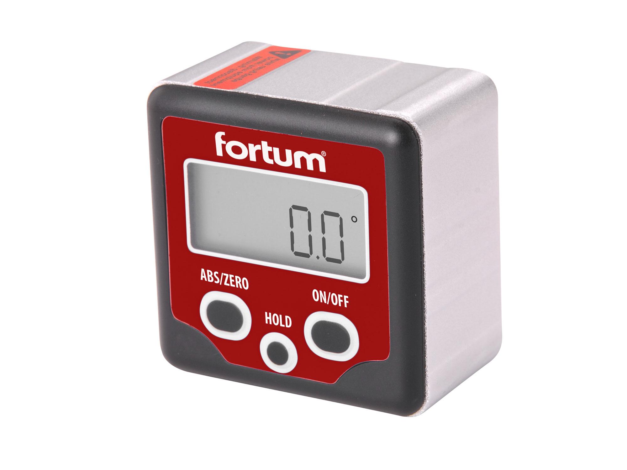 Digital Inclinometer, 0°-360°