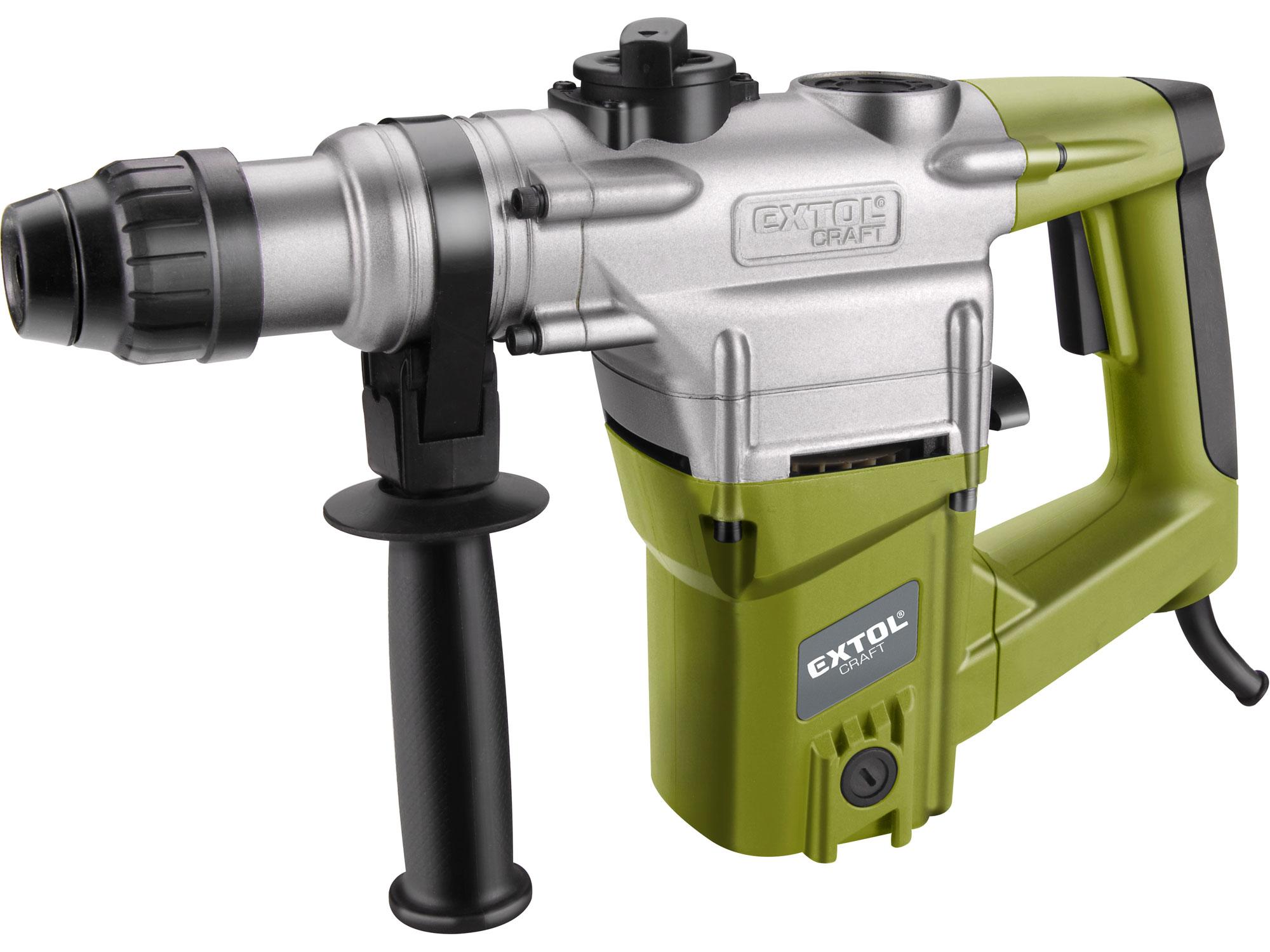 Impact Hammer Drill, SDS plus, 5J
