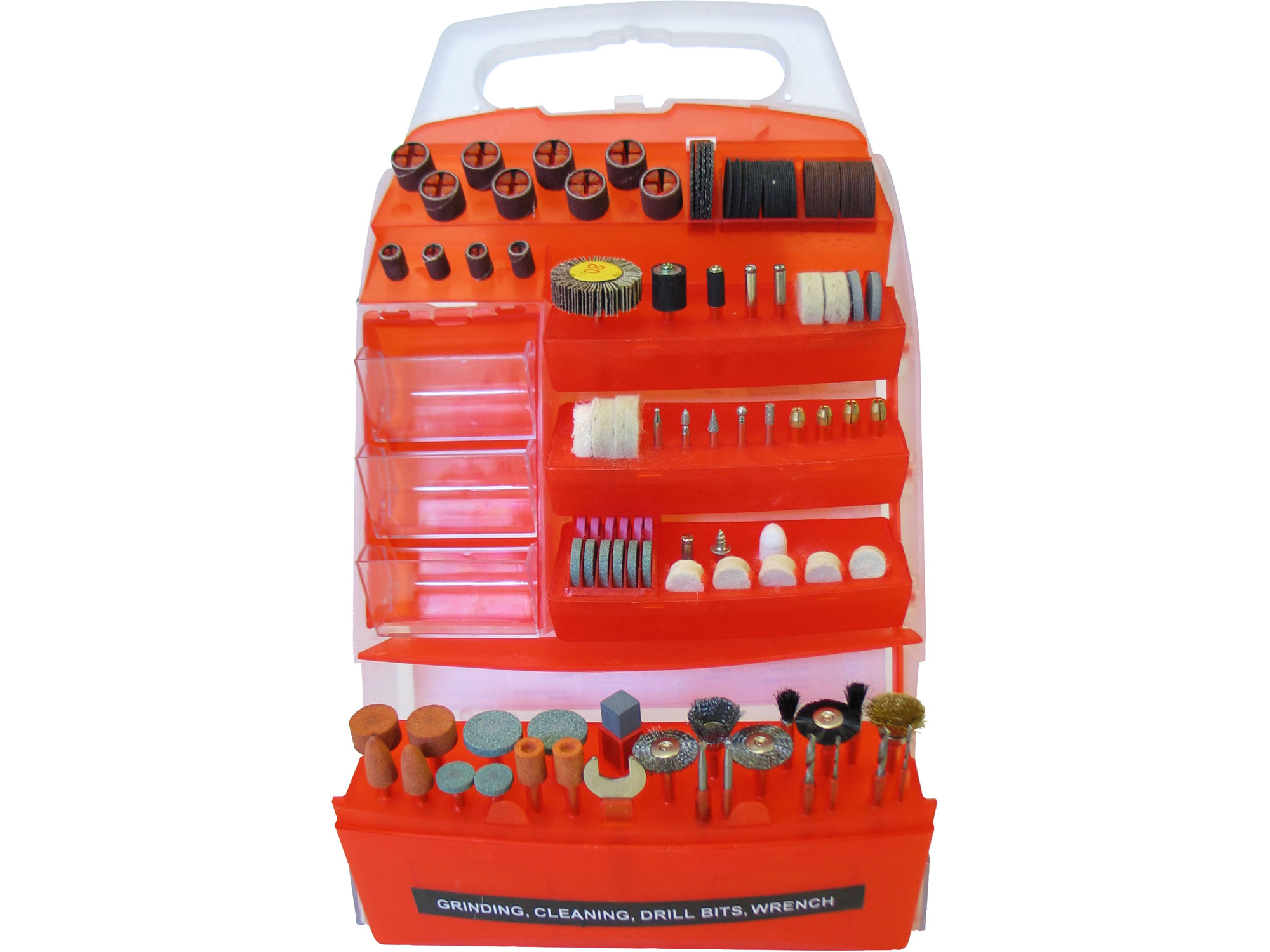 Rotary Tool Accessories Set 150pcs