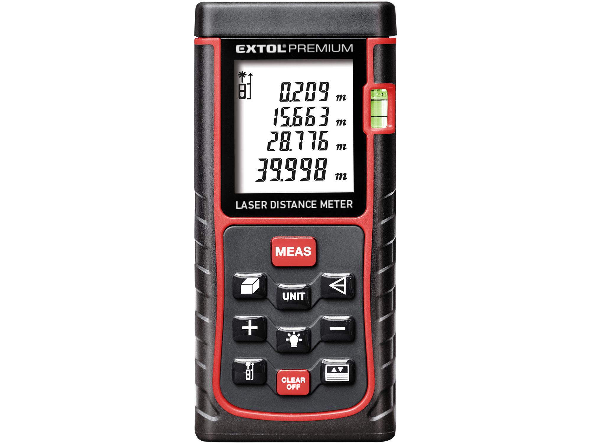 Laser Measuring Meter 40M, 0,05-40m