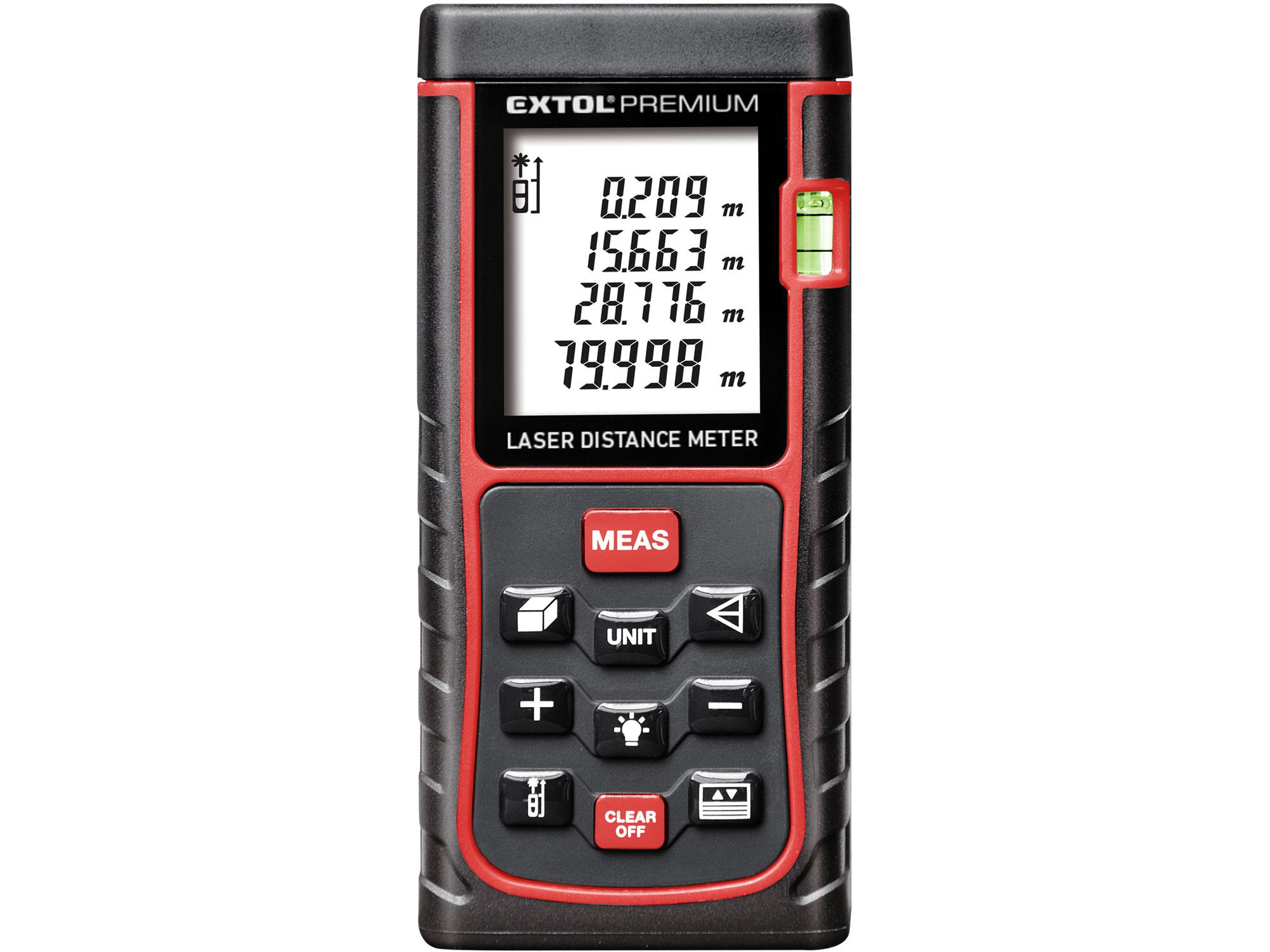 Laser Measuring Meter 80M, 0,05-80m