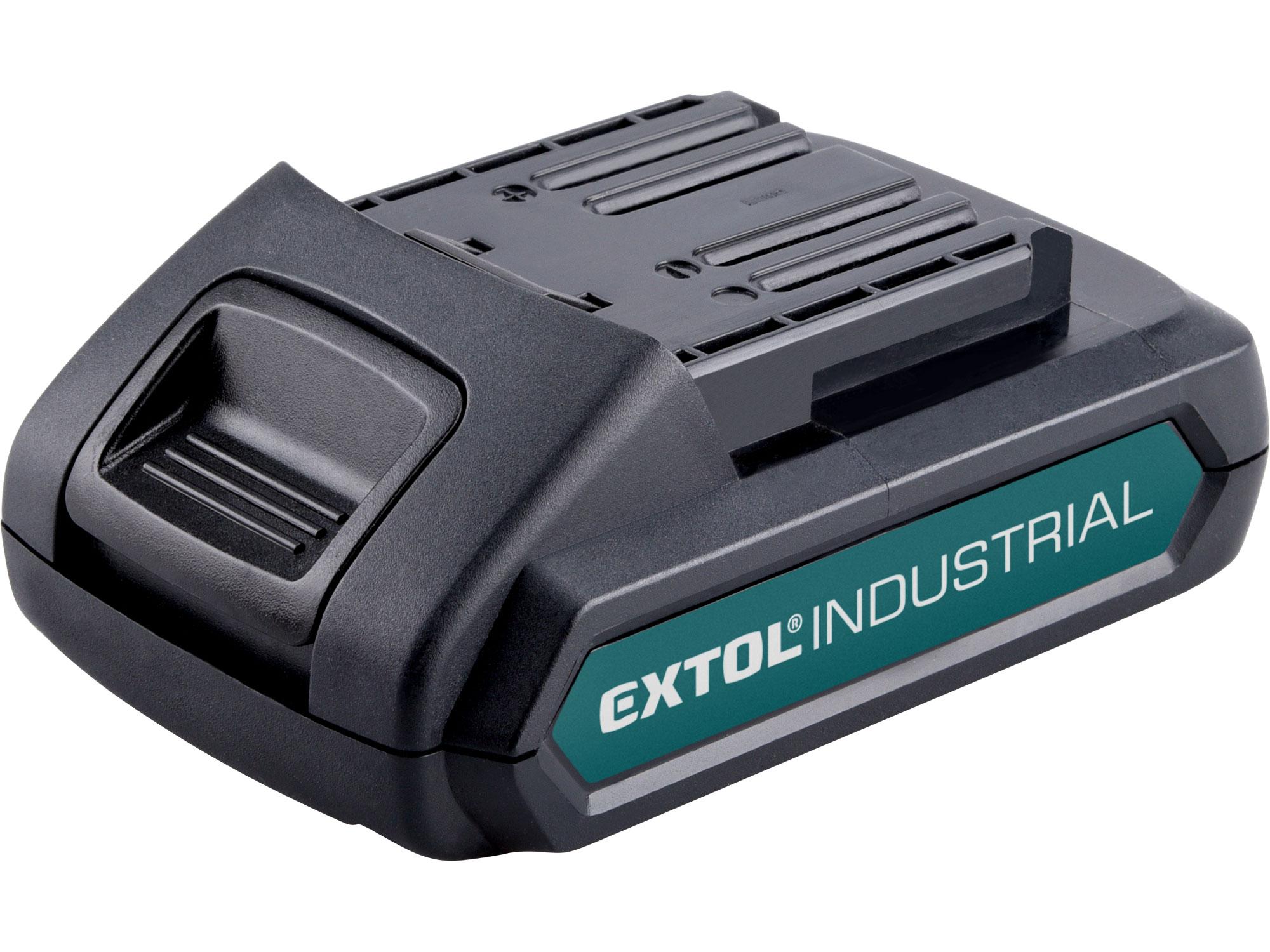 18V Li-ion Rechargeable Battery 2.0AH, 2000 mAh