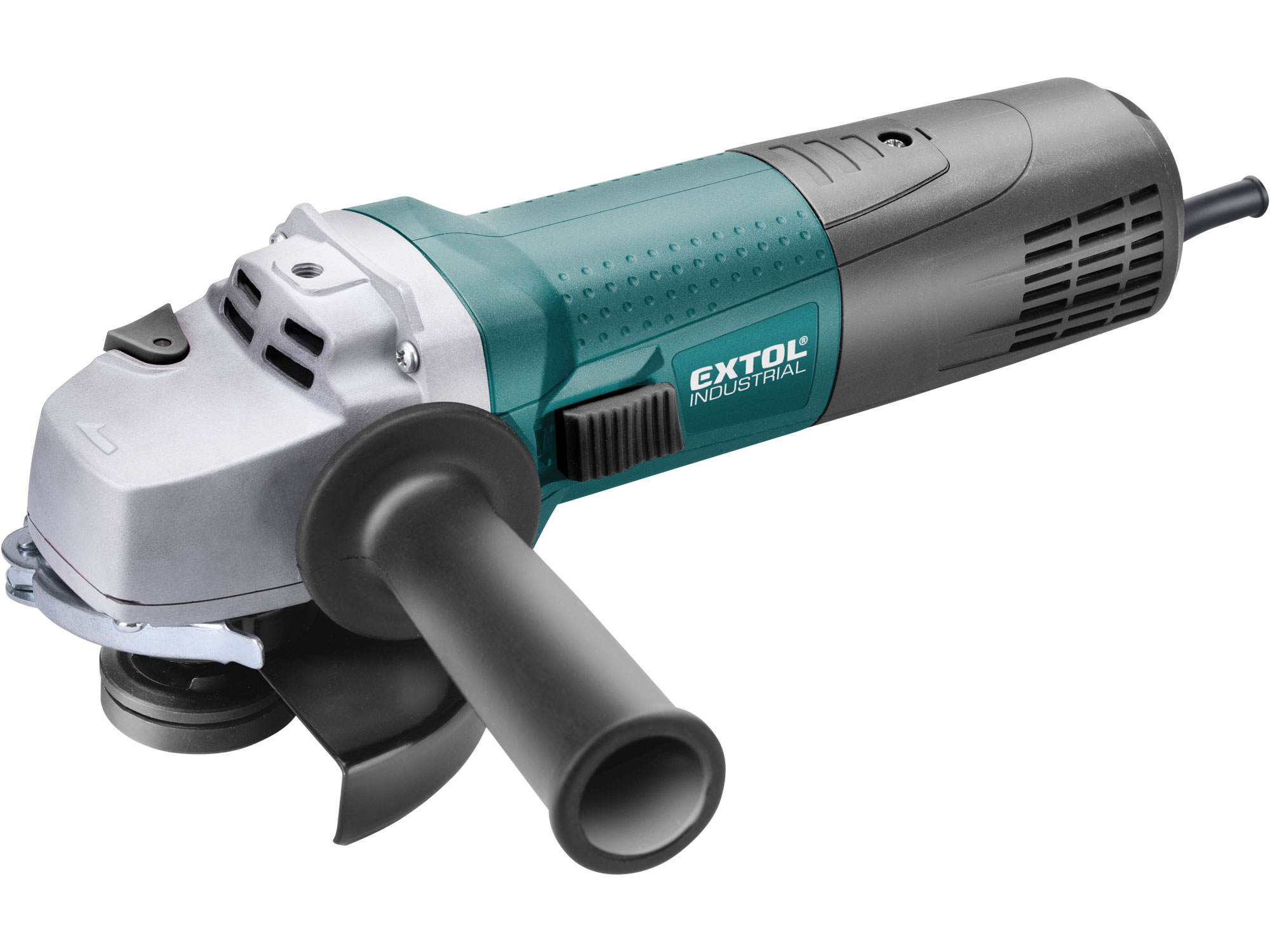 Angle Grinder With Variable Speed, 125mm, 1400W