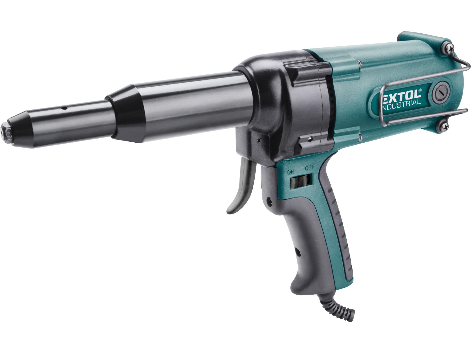electric riveting gun