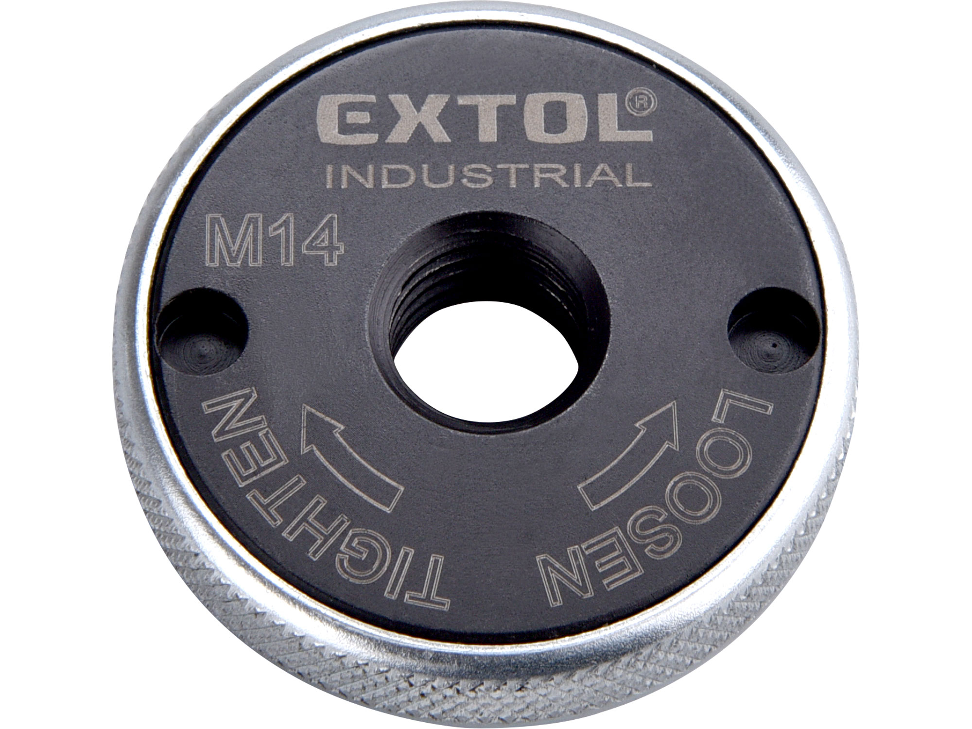 Quick Release,Tool Less Nut for Angle Grinders M14