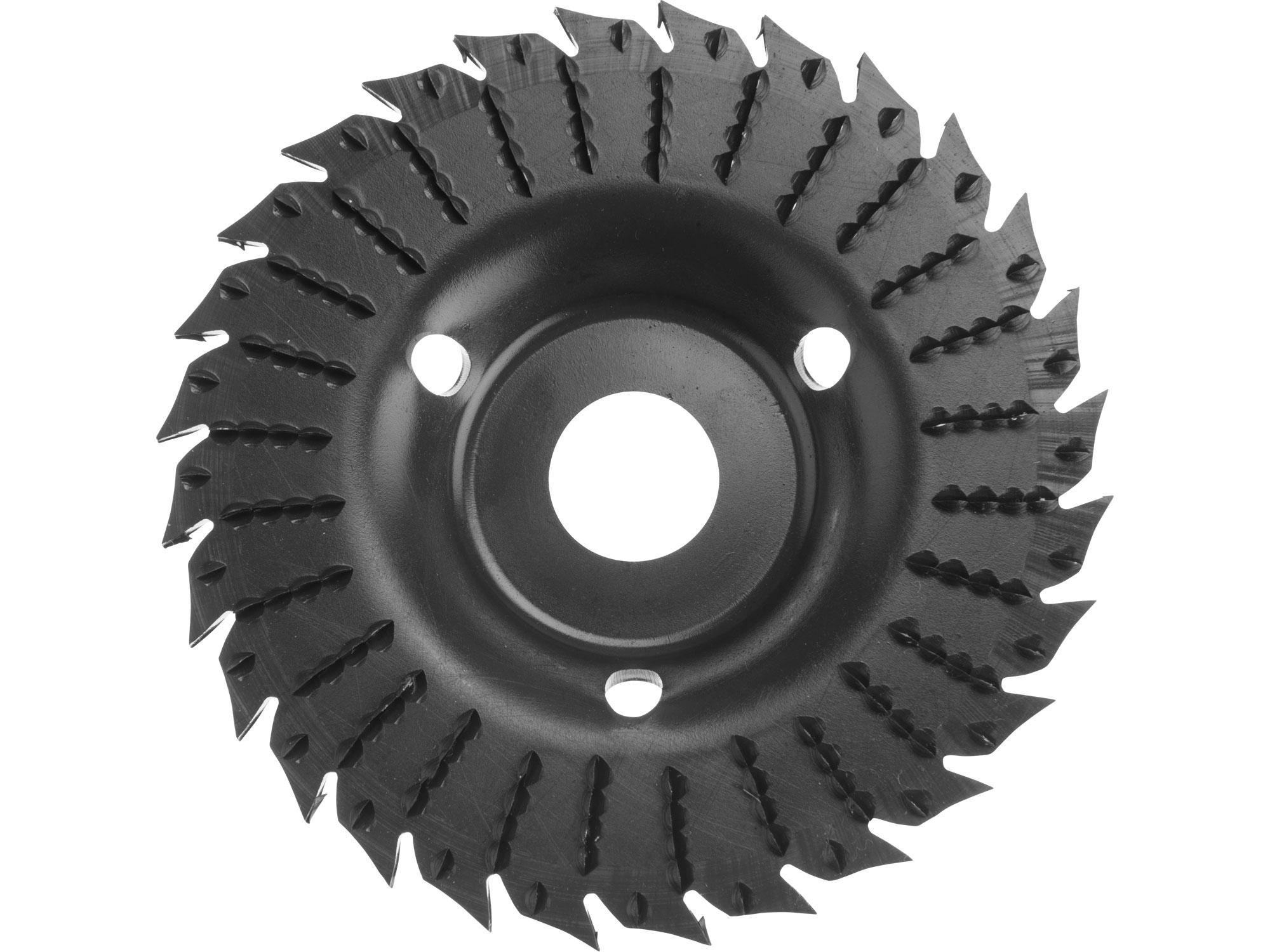 disc T-64 rasp/saw flat 125x3x22,2mm