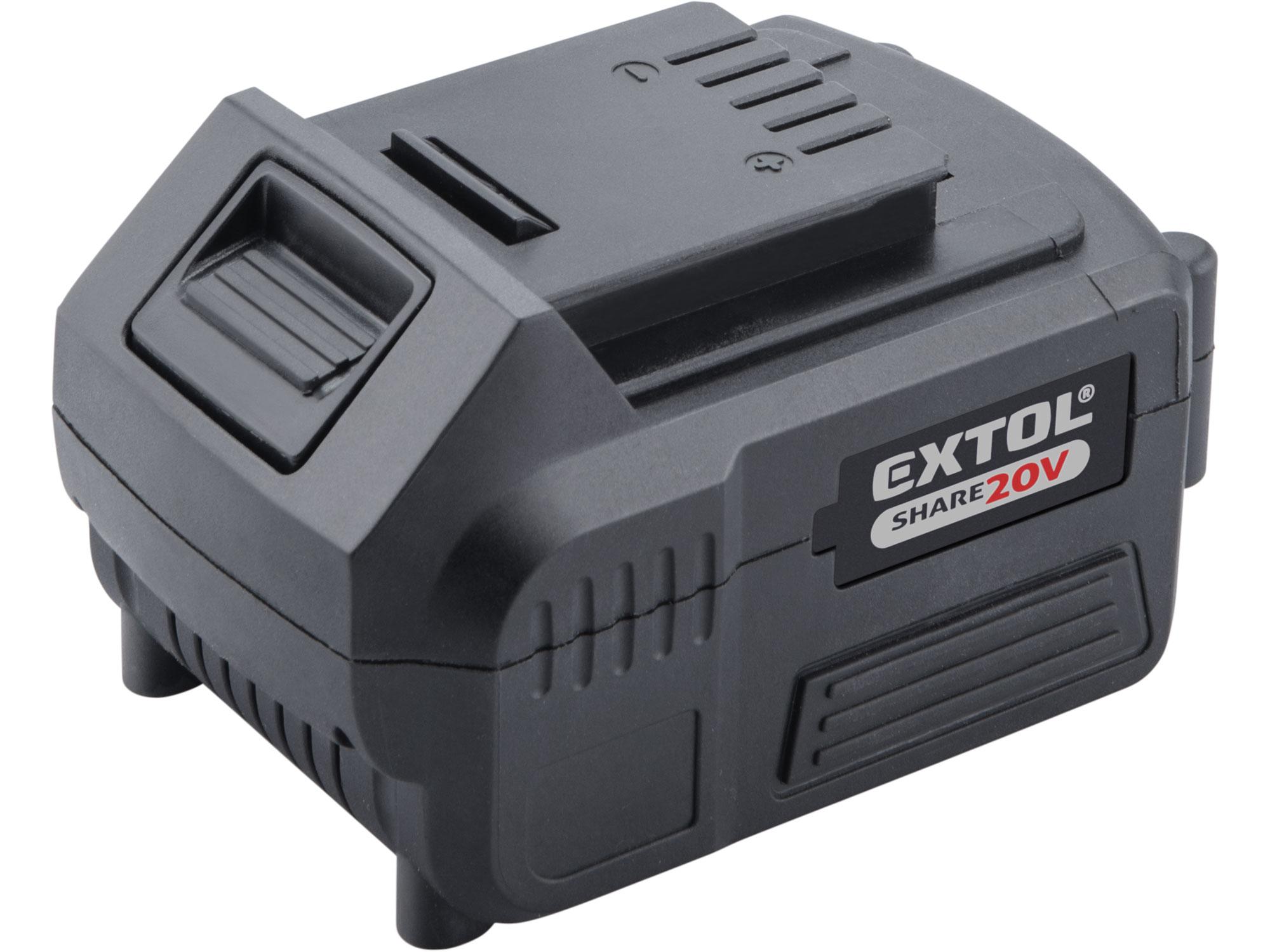 battery 20V Li-ion, 4000mAh