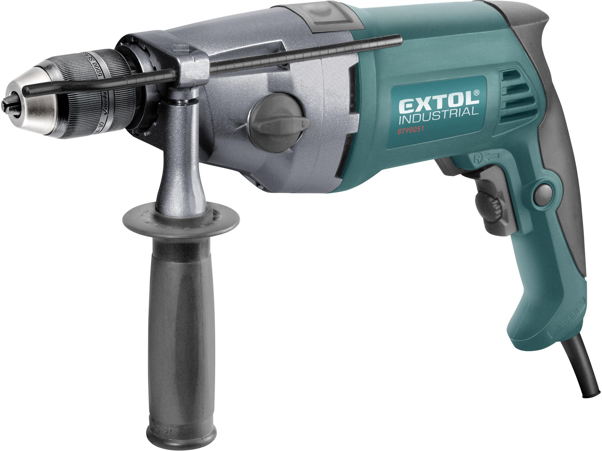 Hammer Drill, Capacity 1.5-13mm, 1050W, Keyless Chuck