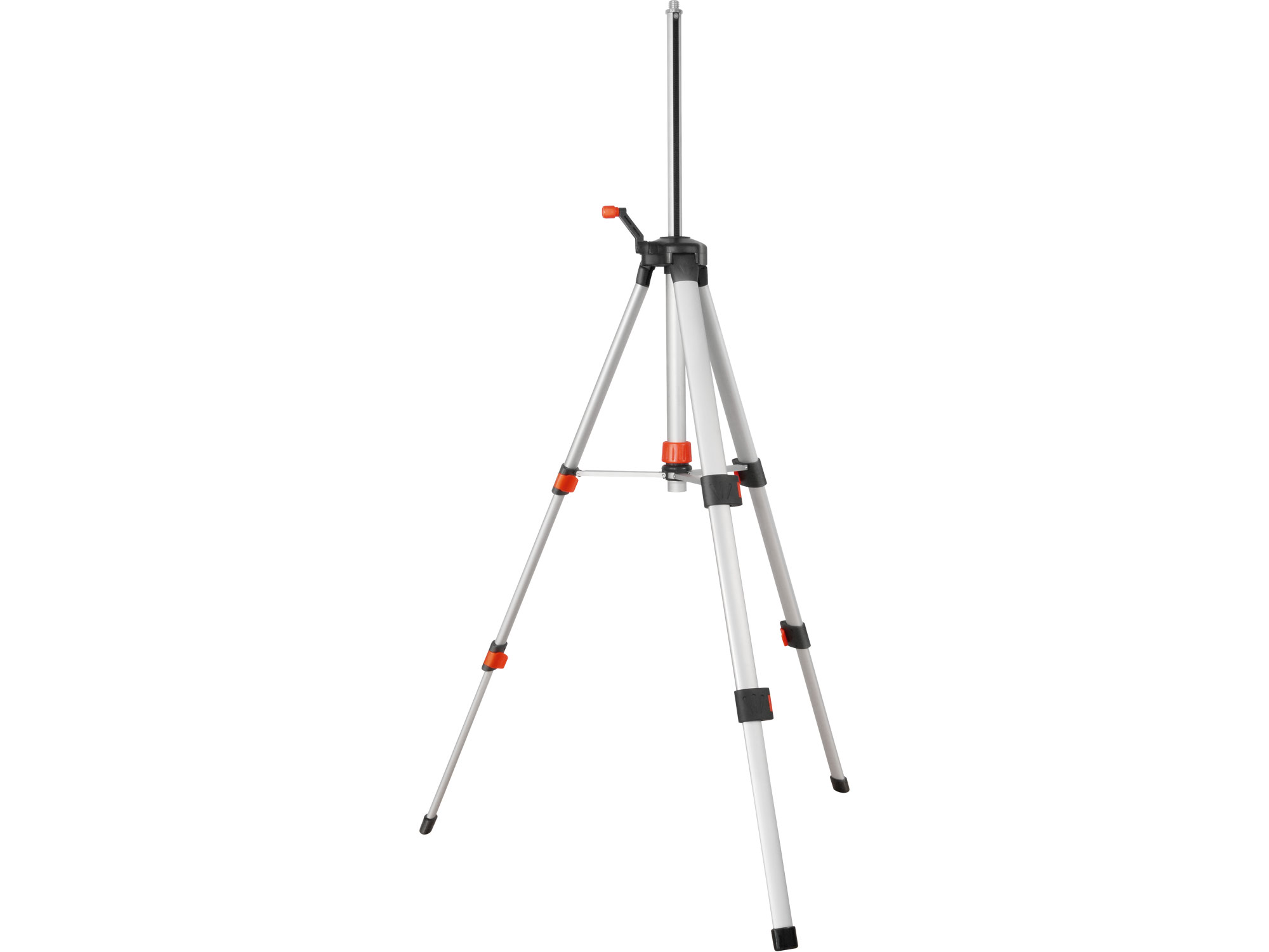 "Aluminium Tripod, 5/16"" Thread, 420mm to 1200m height range"