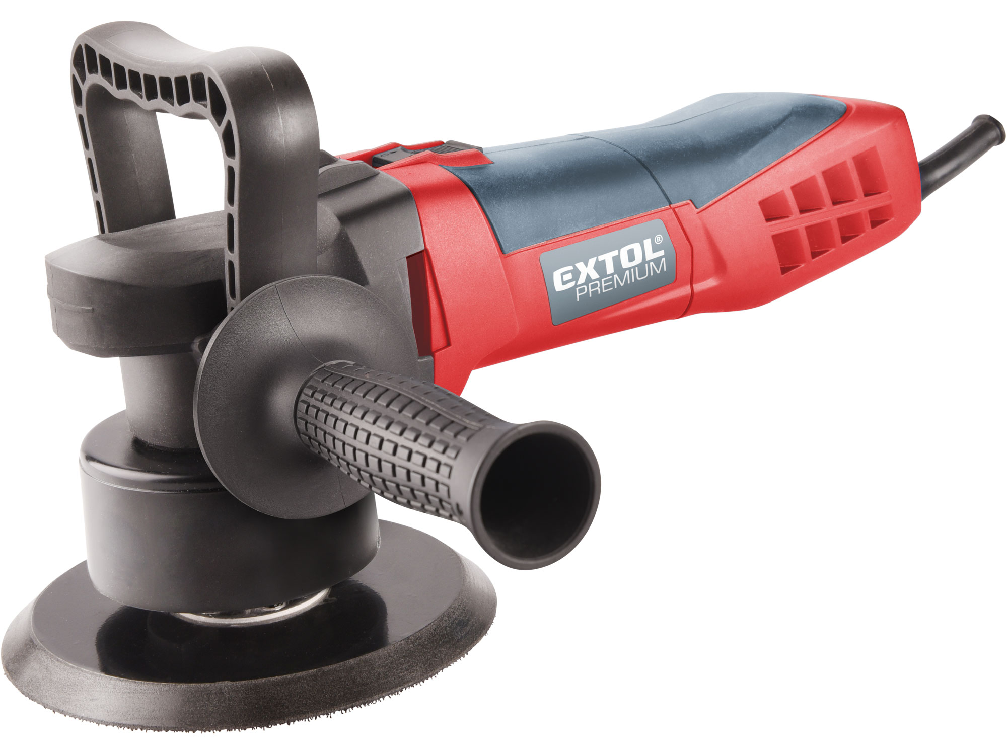 dual-action multi-functional polisher