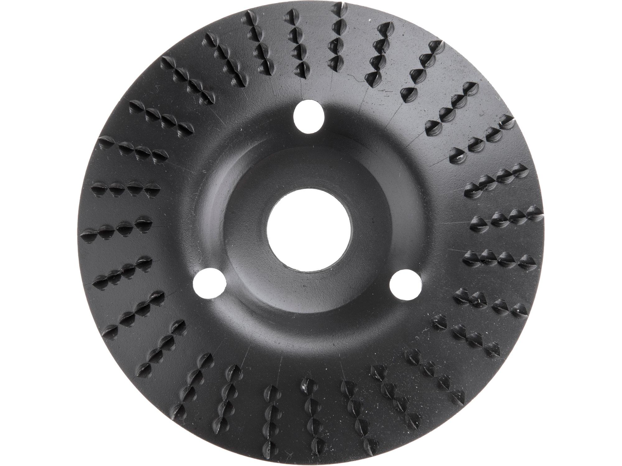 disc T-12 rasp tapered 125x3x22,2mm, coarse cut