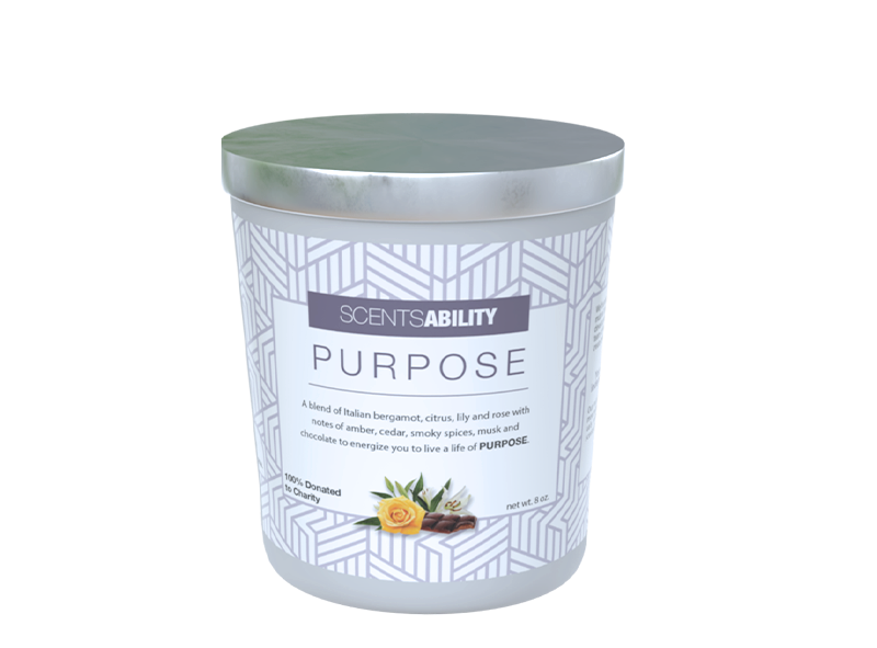 Purpose Candle Collection