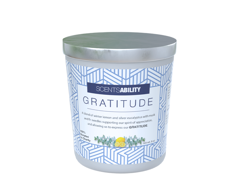 Gratitude Candle Collection