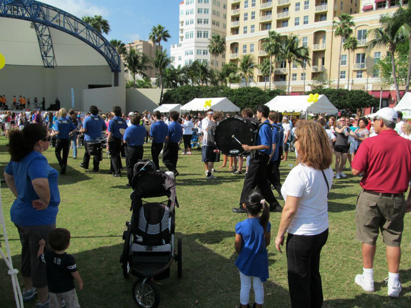 JDRF Walkathon