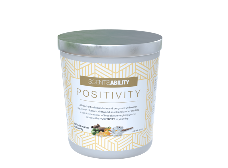Positivity Candle Collection