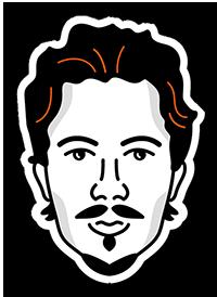 Lucas Ballasy illustration
