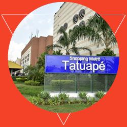 Shoppings Metrô Tatuapé e Boulevard Tatuapé