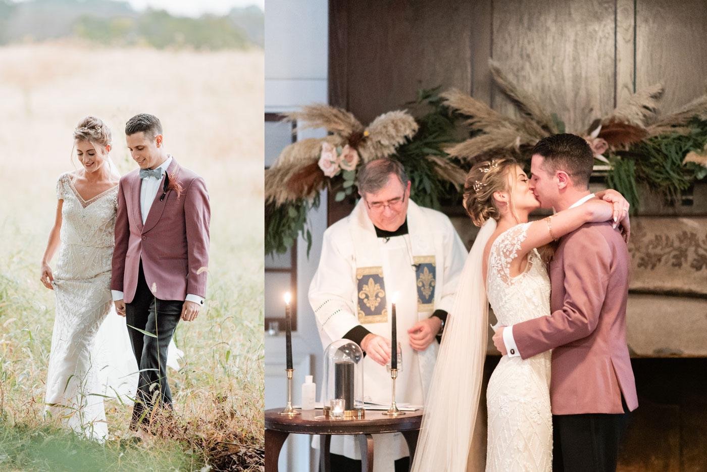 Dana and Lucas Ballasy Wedding