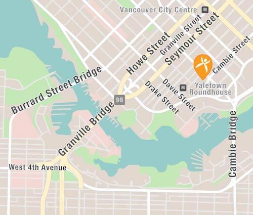 Symmetrix clinic in Downtown Yaletown Vancouver