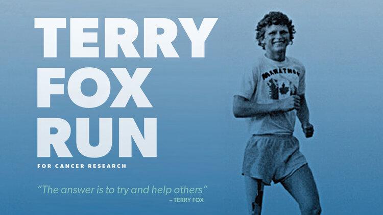 SEPTEMBER: Terry Fox Run