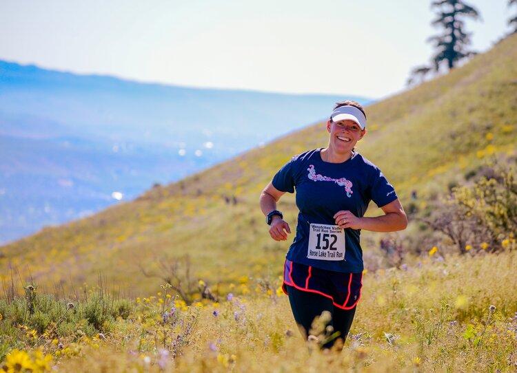 JUNE: Be Fearless Trail Marathon