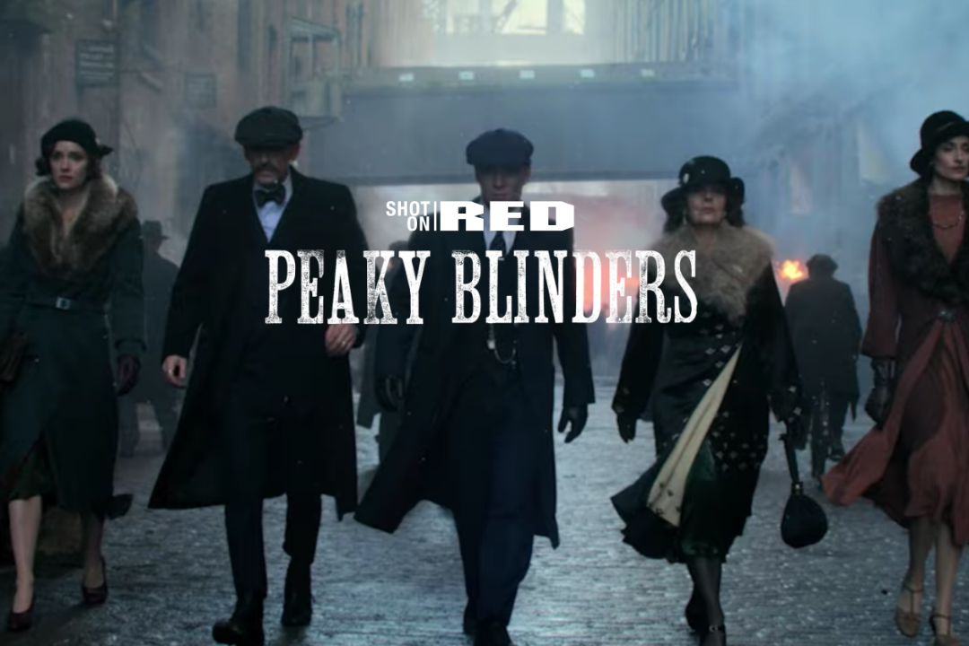 Peaky Blinders Advertisement for RED Digital Cinema