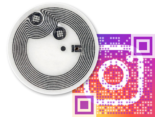 TaptivateCustomized NFC Tags, Dynamic QR Codes,QR code marketing,create smart campaigns with dynamic qr codes,personalized visual QR codes