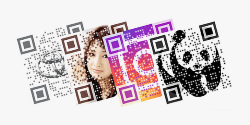 Smart campaigns with dynamic QR Codes,QR code marketing,personalized visual QR codes,brand experience marketing