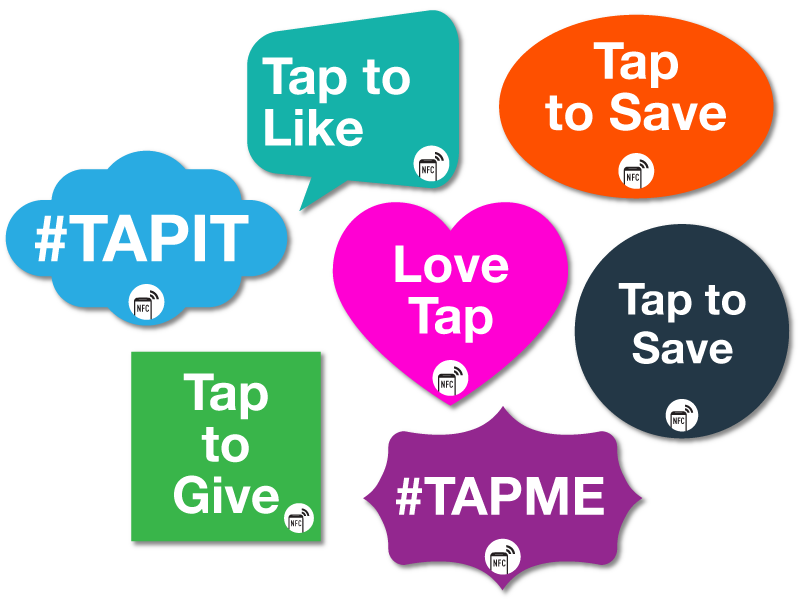 Customize Taptivate NFC Tags,enhanced e-commerce, customized unboxing campaigns