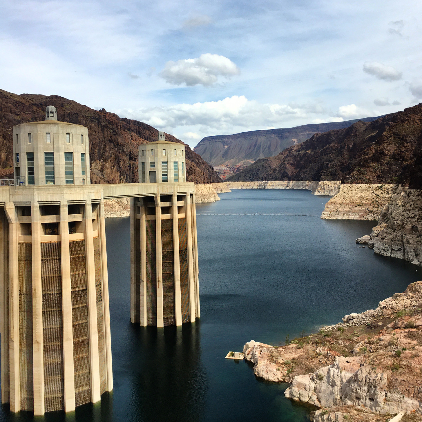 Photo of Hoover Dam in Nevada