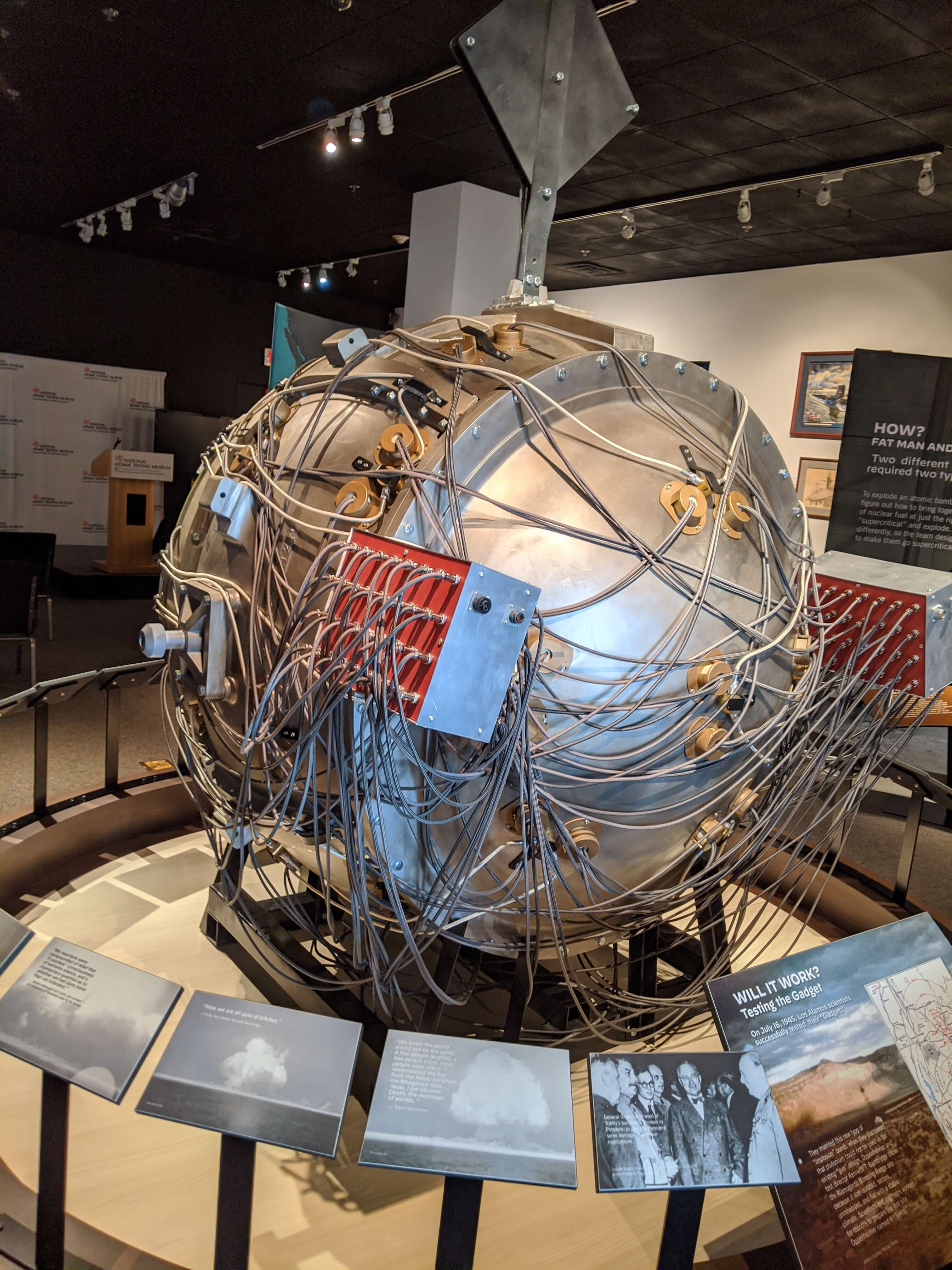 The Atomic Testing Museum