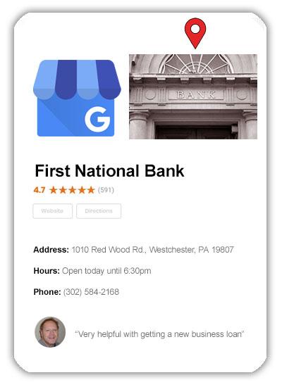 Google my business integration