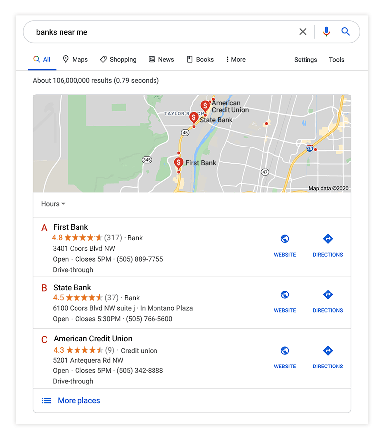 Show up higher in Google search