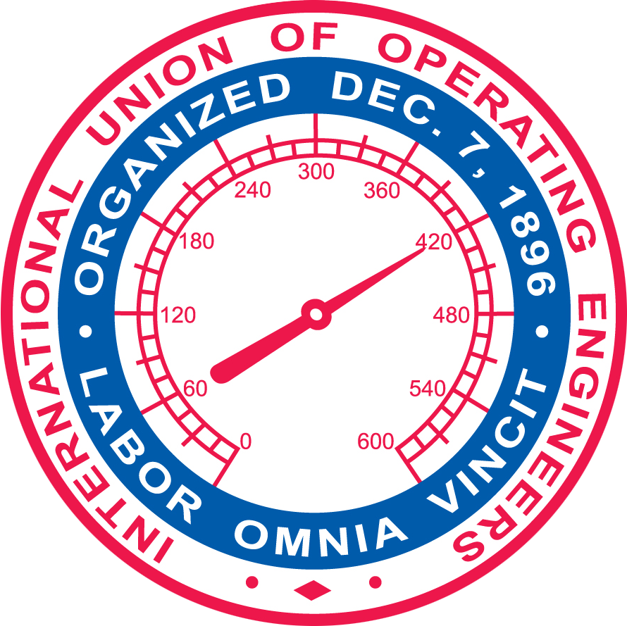 International Union of Operating Engineers Logo