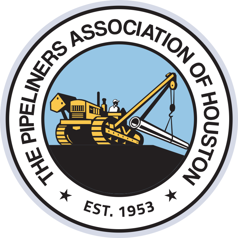The Pipeliners Association of Houston Logo