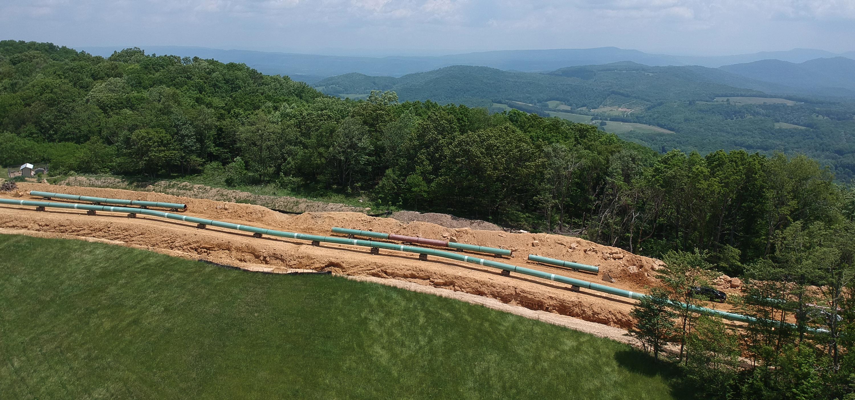 Mainline Pipeline Image