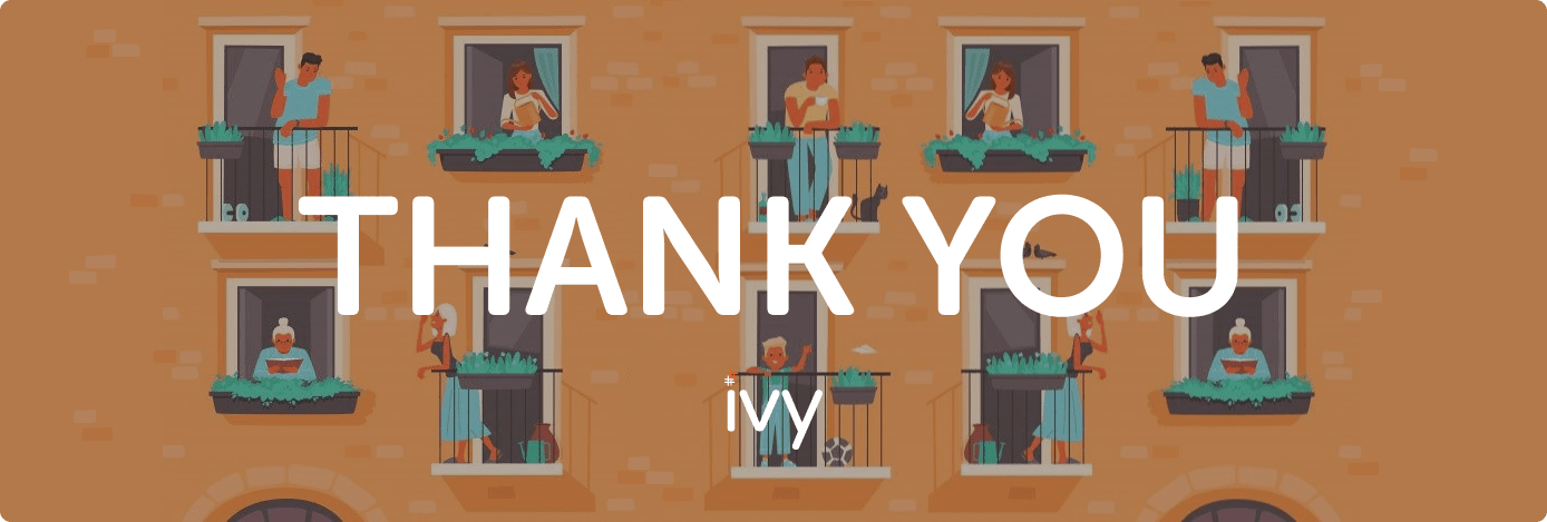 Thank You by Ivy