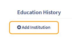EducationHistory