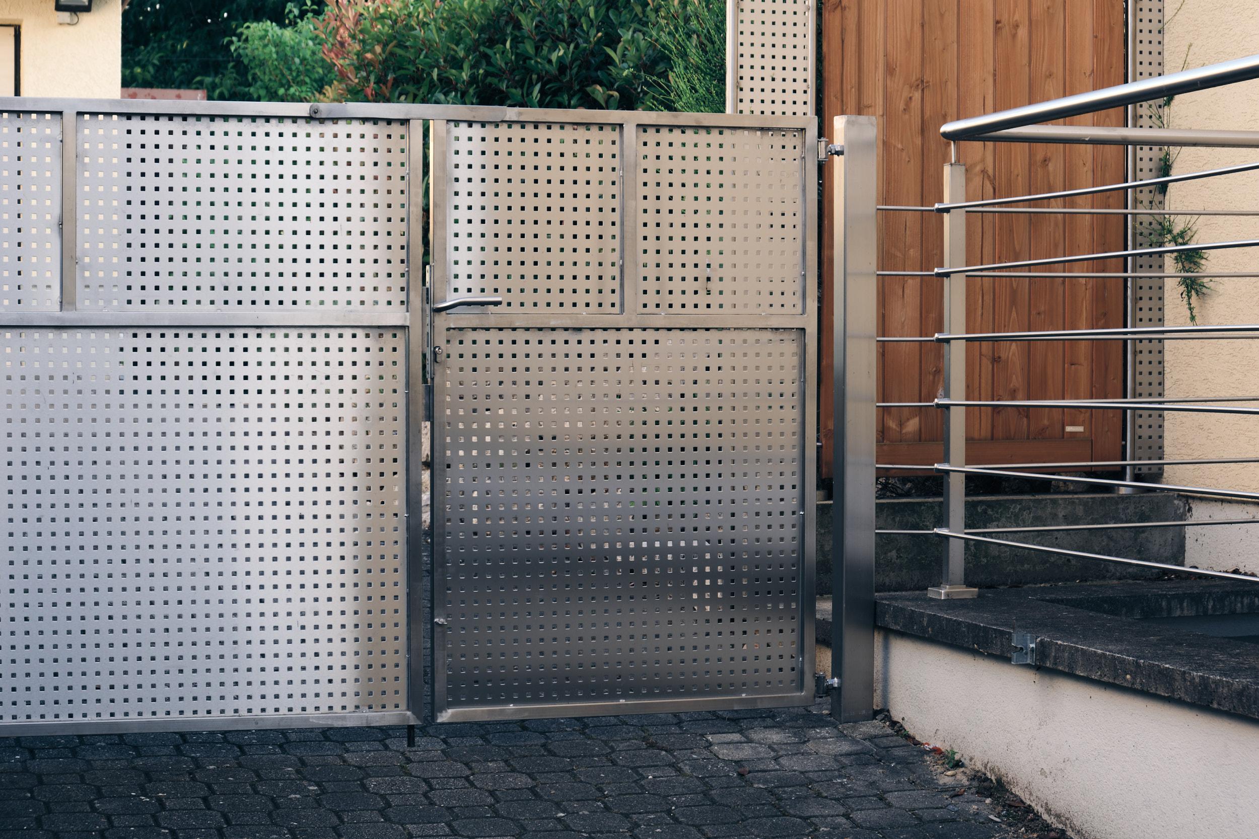 Metallbau und Sonderanfertigung von Toren