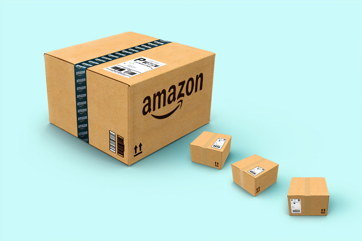 Amazon Packaging,Taptivate,NFC campaign platform,unboxing moment,Sustainable, reuse, recycle