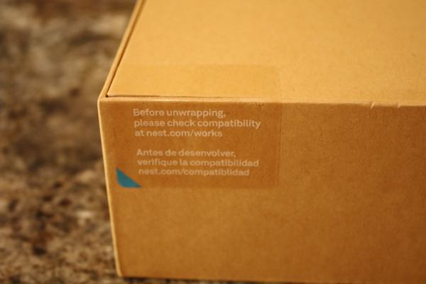 Unboxing Nest